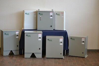 Power Factor Correction Capacitors 240v And 480v All 3ph Non-fused Or Fused