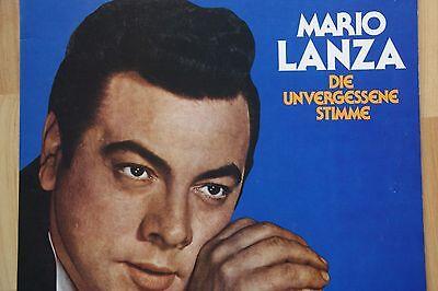4 LPs u.4 Singles: Mario Lanza, die unvergessene Stimme