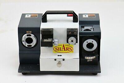Shars 2-in-1 Sharpener 532 12 End Mill Drill Grinder R