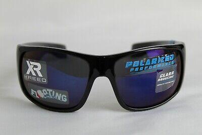 Fortress Kreed Shellcase Sunglasses Polarized 100% UV protection Floating (Kreed Sunglasses)