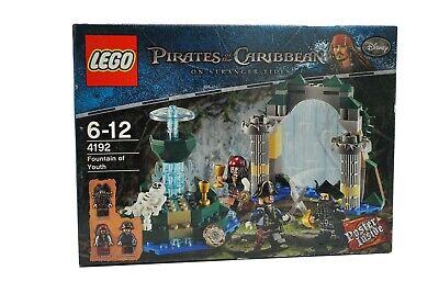 Lego 4192 Piratas Of The Caribe Fuente El Ewigen Chico Nuevo &...