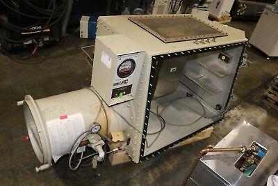 Vac Glove Box He-63-p Pedatrol