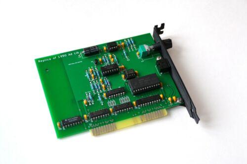 Adlib OPL2 Sound Card 8-Bit ISA - Replica