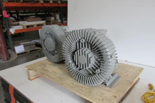 Siemens regenerative blower
