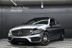 2017 Mercedes Benz C43 AMG 4MATIC COUPE, HEAD-UP DISPLAY