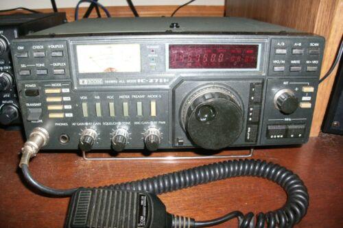 ICOM 271H  100 Watt ALL Mode.  Internal P/S   Works  Great!!!