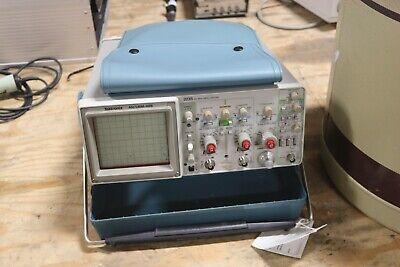 Working Tektronix 2235 100 Mhz Oscilloscope Anusm-488