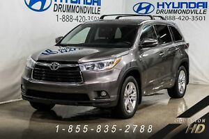 Toyota Highlander LIMITED + AWD + NAVI + PANO + WOW