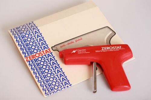 Zerostat Antistatic Gun - Made in England