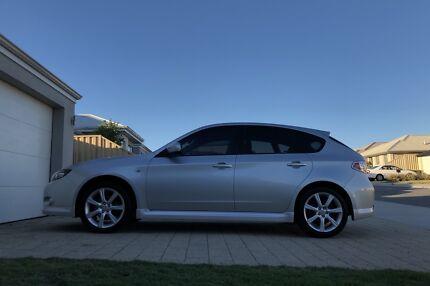 2008 Subaru Impreza RS (Sport) Silver Manual Hatchback Joondalup Joondalup Area Preview