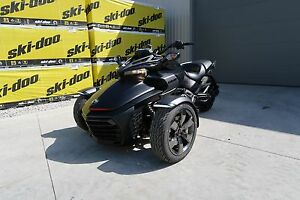 2016 Can-Am Spyder® F3-S Special Series SE6