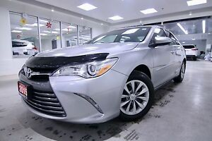2015 Toyota Camry  LE FWD, ONE OWNER, CLEAN CARPRROF, NON SMOKER