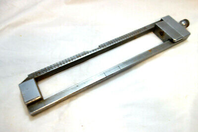 Ludlow Composing Stick 0-45 Picas Letterpress Printing Typesetting