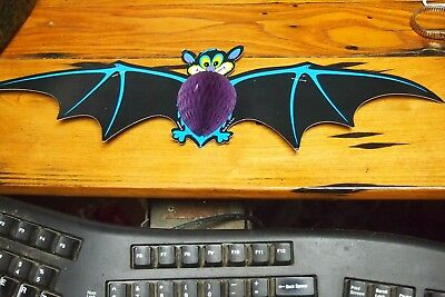 Vintage Beistle Co.  – Bat with Honeycomb tissue body – Halloween Decorations](Beistle Company Vintage Halloween Decorations)