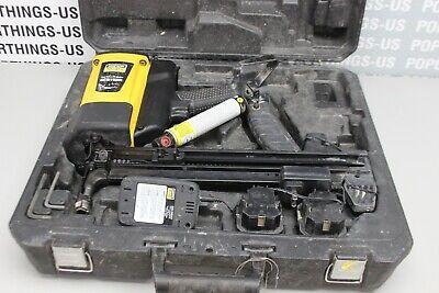 Simpson Strong-tie Gcn150r Gas Actuated Concrete Nailer