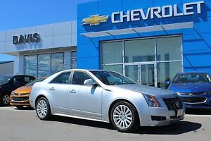 2011 Cadillac CTS 3.0 LEATHER, HEATED SEATS