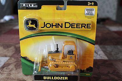 John Deere Kids Toys Farm Tractor JD Construction Dozer Vehicles deer boys 1/64 -