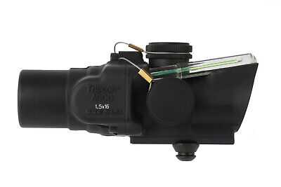 Trijicon ACOG 1.5X16S Low Compact Scope Green Illuminated ACSS CQB-M5 - Open Box