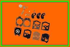 Membransatz Walbro Stihl 028AV 031AV 031 AV 032 024 026 K10 WAT Vergaser Membran