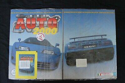Album Figurine AUTO 2000 NUOVO VUOTO CON BUSTINA ALLEGATA