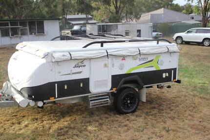 Jayco Swan Outback 2016 Mudgee Mudgee Area Preview