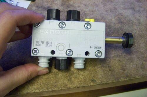 rexroth 5727980920  Pneumatic Directional Valve