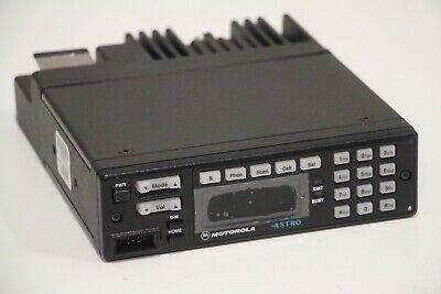 Motorola Astro Spectra 800mhz Model D04ujh9sw7an