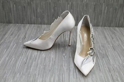 Imagine By Vince Camuto Leight Pump, Women's Size 7M, Pure White NEW