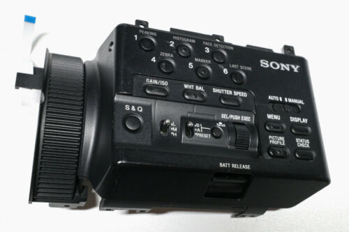 Sony NEX-FS700 (FS700U, FS700R) Rear / Side Cabinet Block Assembly A-1885-375-A