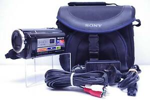 Sony HDR-PJ10 High Def. Flash Camcorder with built in Projector Surry Hills Inner Sydney Preview