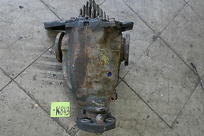 SL 280 320 R129 original Differential Getriebe 0253836 3.67 3 x Punkt Flansche