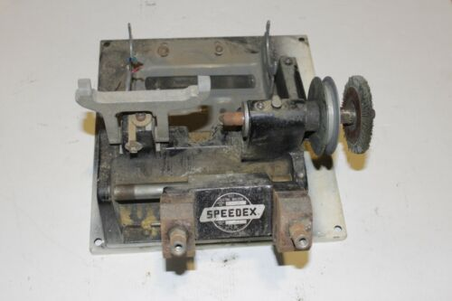 for HPC 9160-MC SPEEDEX Key Cutting Machine ~ OEM Part: Base assy.