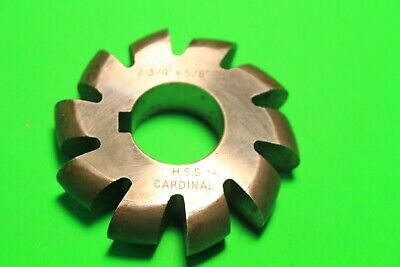 F/&D Tool Company 11039-A7316 Staggered Tooth Side Milling Cutter 3 Diameter 1//2 Width of Face 1 Hole Size High Speed Steel