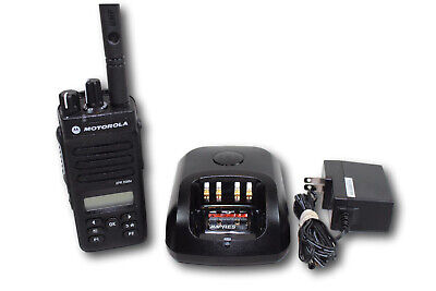 Motorola Trbo Xpr3500e Uhf 403-512mhz 128ch 4w Digital Radio