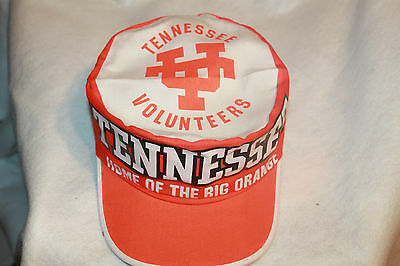 Tennessee Volunteers NCAA Painters Cap Hat Vintage New Old Stock from the 1980's - Tennessee Volunteers Hats