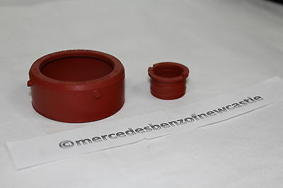 Genuine Mercedes-Benz OM642 Red Turbo & Breather Intake Seal Kit NEW
