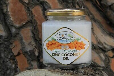 King Coconut Oil, from Sri Lanka Island, organic ,extra virgin (Organic Extra Virgin Coconut Oil Sri Lanka)