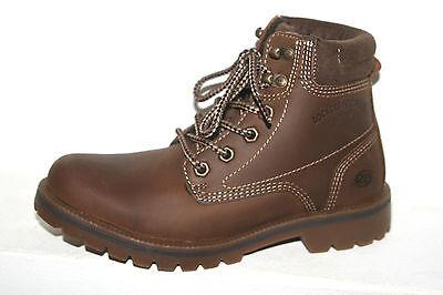 Dockers Chaussures de randonnée Bottes Trekking Dames Enfants marron