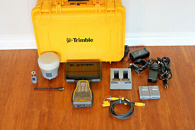 Trimble R10 Gps Gnss Galileo Rtk Vrs Uhf Survey Receiver Kit Tsc7 Access 2019