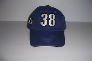 IZOD-INDYCAR-SERIES-GRAHAM-RAHAL-SERVICE-CENTRAL-38-MEN-039-S-STRAPBACK-HAT-CAP-NEW