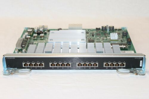 Force 10 Dell Lc-cb-10g-16tb C150 C300 16-port 10ge-t Switch Module