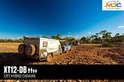 2018 MDC XT12-DB HYBRID OFFROAD CARAVAN Edge Hill Cairns City Preview