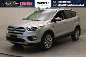 2018 Ford Escape Titanium EcoBoost™  4WD **New Arrival**
