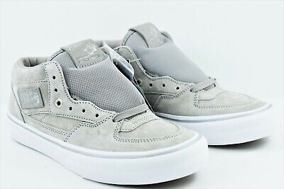 Half Cab Skate Shoes - Vans Half Cab Pro 25th Anniversary Mens Size 8 Skate Shoes Suede Silver
