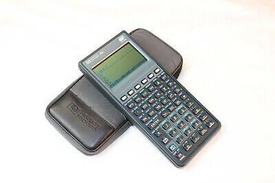 Hewlett Packard Hp 48g 32k Ram Graphing Calculator Vgc Includes New Batteries