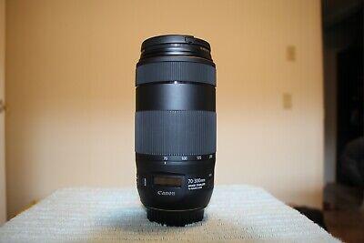 Canon EF 70-300mm f/4-5.6 IS II NANO USM Telephoto Zoom Lens