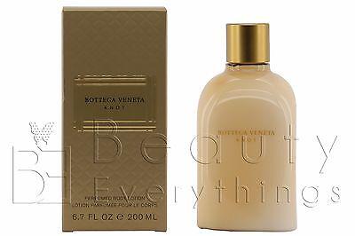 Bottega Veneta Knot Perfumed Body Lotion 6.7oz / 200ml NIB Sealed For Women 200ml Perfumed Body Lotion