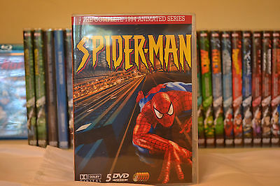 Spider-Man 1994 Animated Cartoon TV Series DVD Set