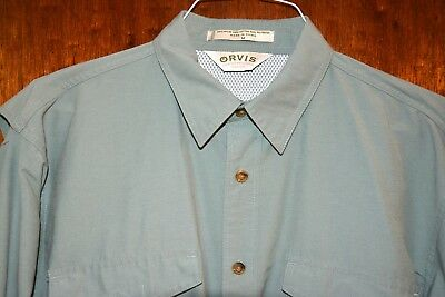 1f4f39e2b043e6 ORVIS Men s Vented Fishing Shirt
