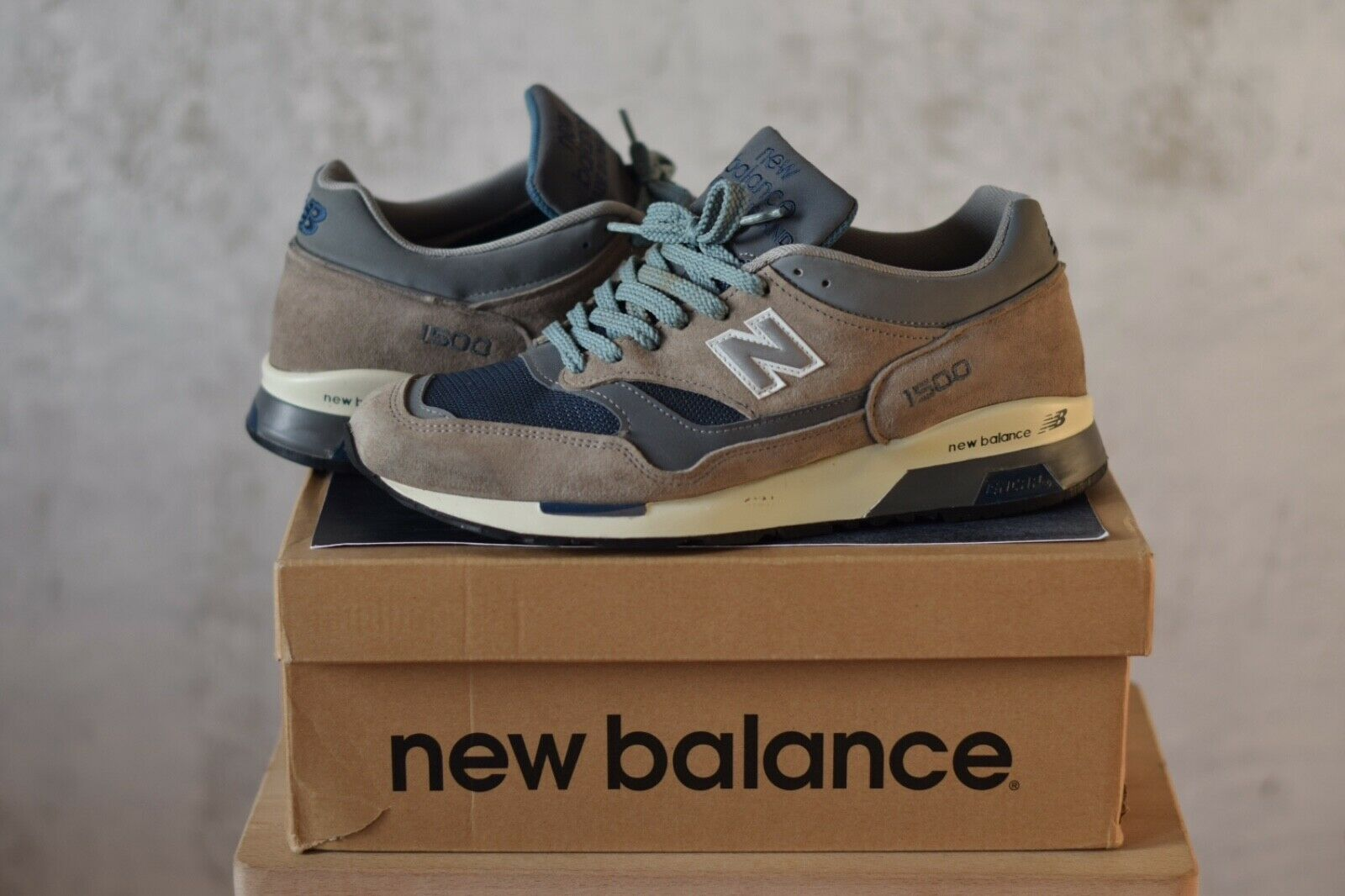 New Balance 1500 NO1 Norse Projects mens shoes sneakers trainers US 9 UK 8,5 42